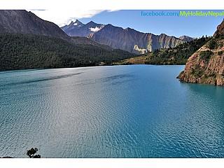 Foksundo Lake Nepal