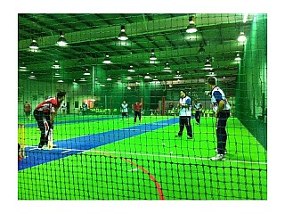 Indoor Cricket now In NEPAL, Howzaaaat