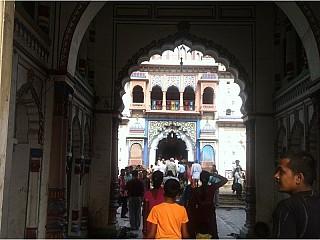 Janaki (Sita) Temple, Janakpur