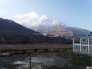 Jomsom Surrounding