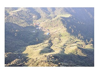 Kuri Village View From Top