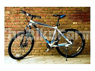 MOTACHIE 2014 TPA | Altus & Tourney 24 speed gear system | Mechanical Disc Brake | Front Suspension with Lock out |  Price: NRs 27K |  Available at: The bike farm
