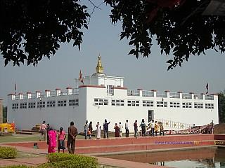 Mayadevi Temple: This temple houses houses the remains of Kapilvastu palace.