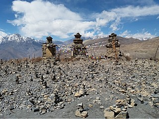 Muktinath Surroundings