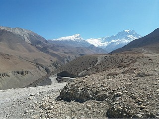 Off Road to Muktinath