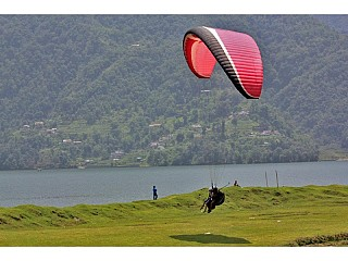 Paragliding World Cup in Nepal 2015