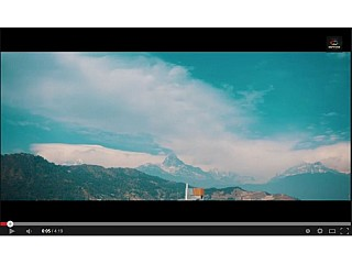 Pharrell Williams - Happy Paradise Pokhara (Nepal)