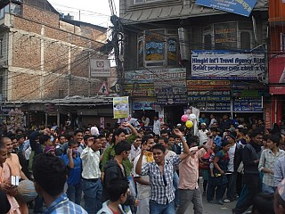 The Celebration at Nepal