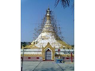 The Myannmar Golden Stupa