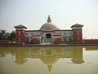 The Nepali Temple