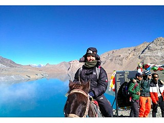 Tilicho Lake Trekking in Nepal