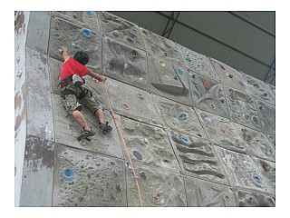 Wall Climbing at Pashang Lhamu