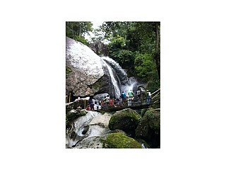 Waterfall at Jhor