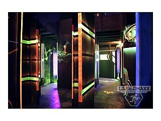Well setup Lasermaxx Arena