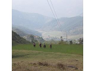 grasslands of Jiri