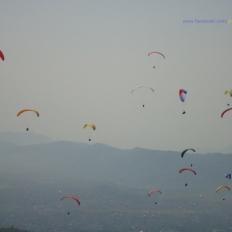 Amazing Paragliding