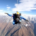 Single skydive at Nepal