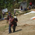 Before Paragliding in Nepal