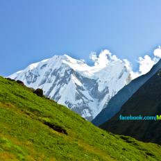 Annapurna Himalayan Range Nepal