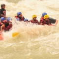 Before the White water Rapid