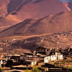 Marpha village jomsom Nepal