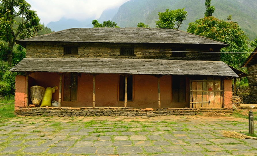 Another Nepali House