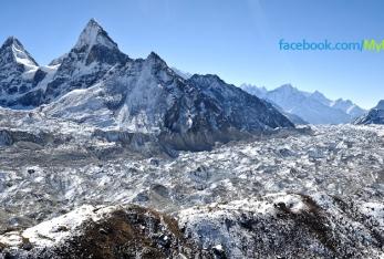 Everest Base Camp Trek among the World's Best Hikes