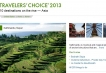 Kathmandu-1st on the Travelers' Choice 2013 Top-10 Destinations