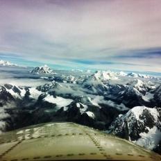 Mountain Flight Amazing