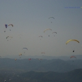 here we go Paragliding