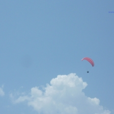 Above the Pokhara