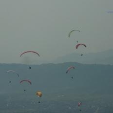 Finally Paragliding