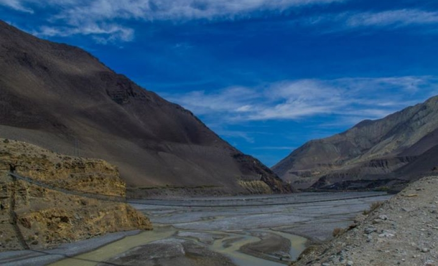 Jomsom trail