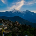 View from GHandruk