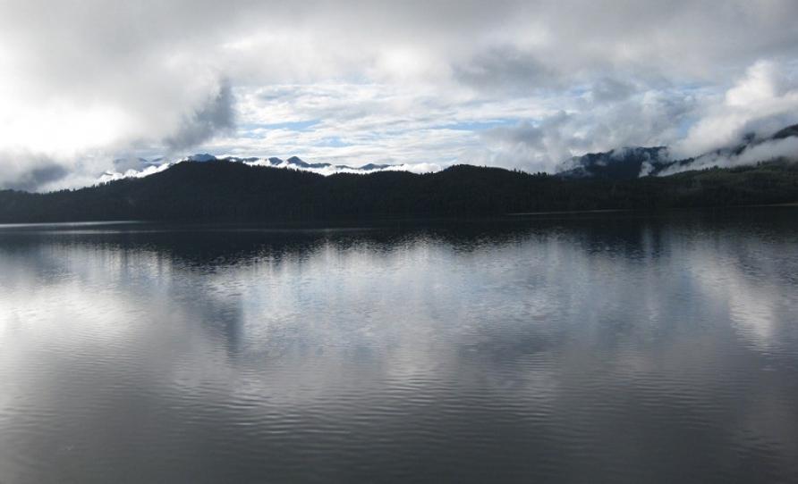 Sunset from the Rara Lake