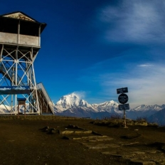 Poonhill Tower Nepal