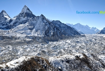 Everest Base Camp Trek among the World's Best Hikes