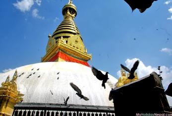Swayambhu Nath Stupa